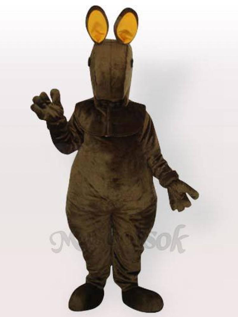 Kangaroo Adult Mascot Costume, Type B