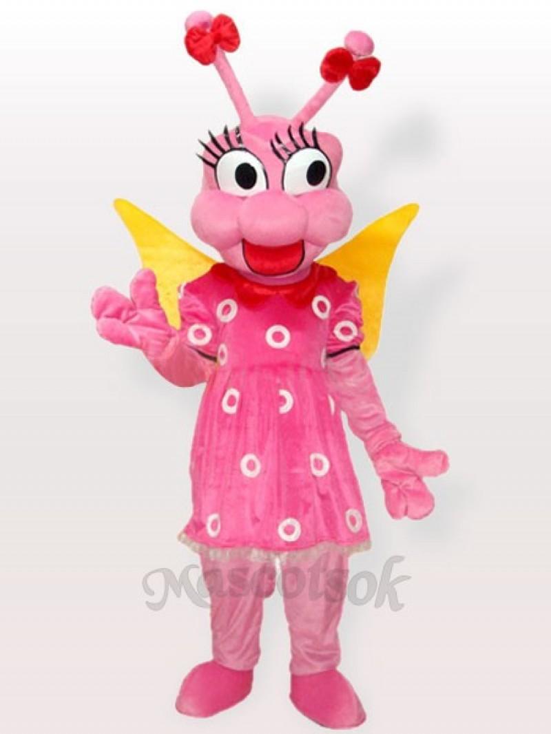 Lady Fenfendu Bee Adult Mascot Costume