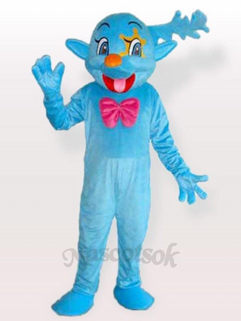 Blue Fairy Adult Mascot Costume