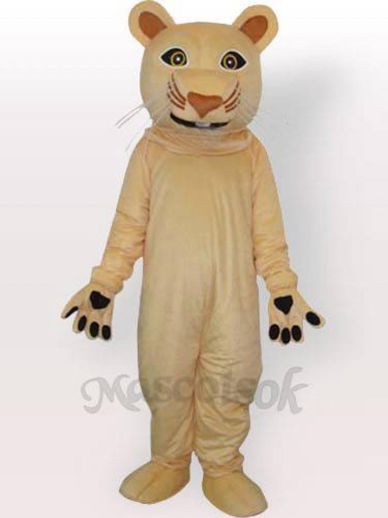 Puma Adult Mascot Costume
