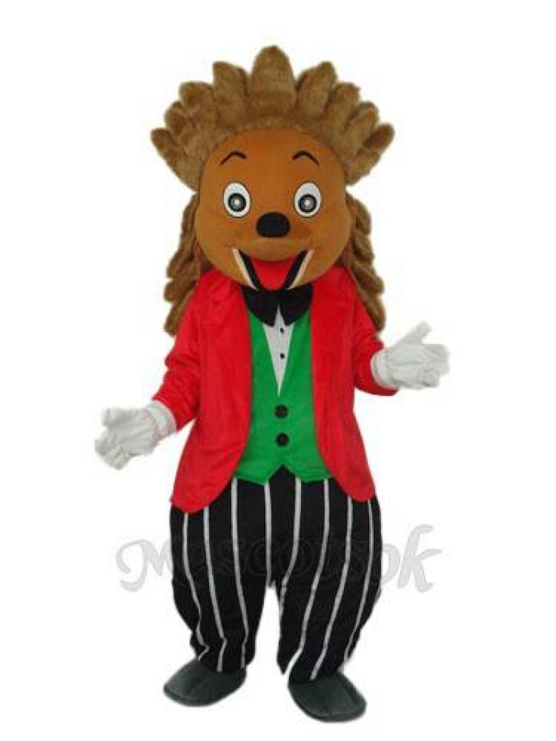 Little Hedgehog Mascot Adult Costume