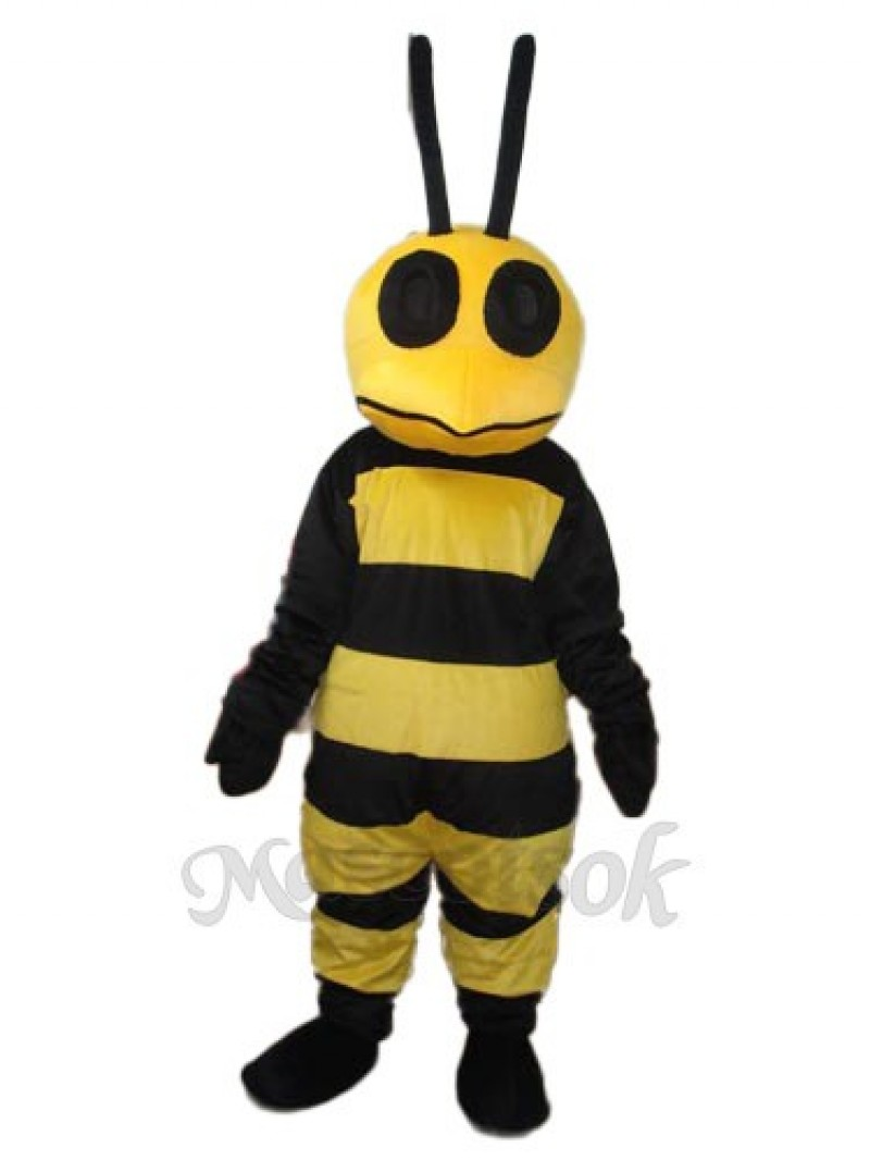 Strange Mouth Bee Mascot Adult Costume