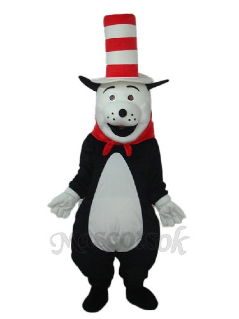 Huamaoguai Bear Mascot Adult Costume