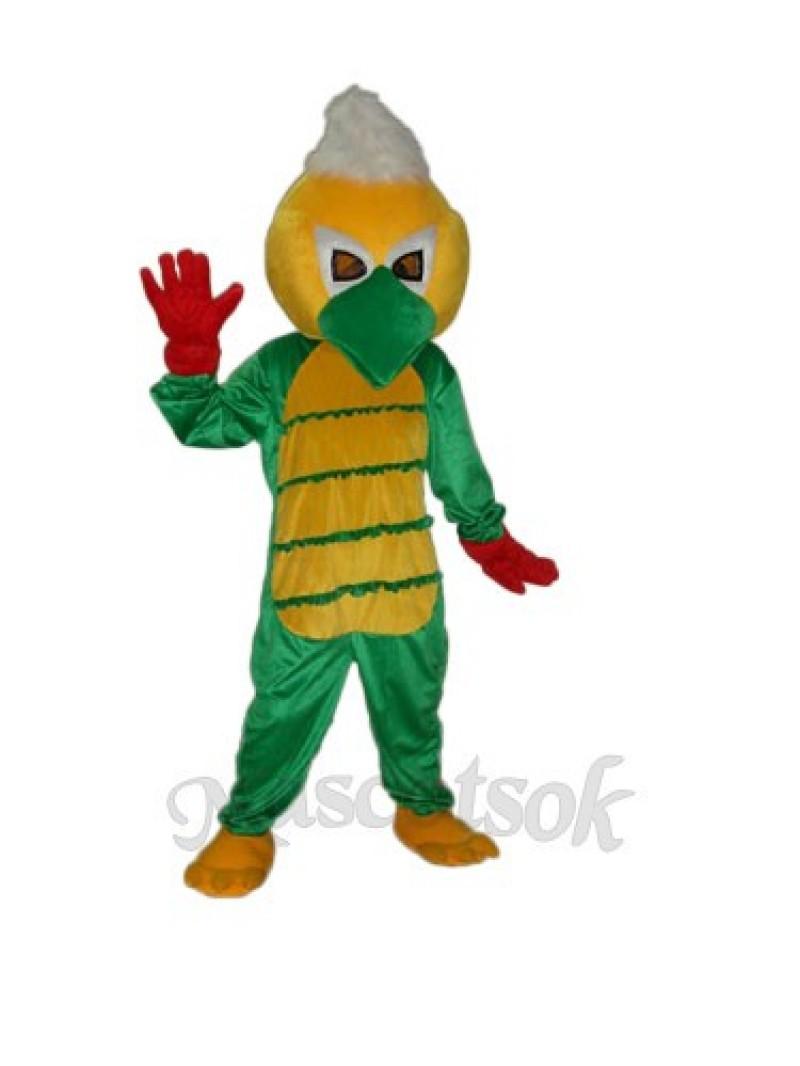 Kinky Odd Bird Mascot Adult Costume