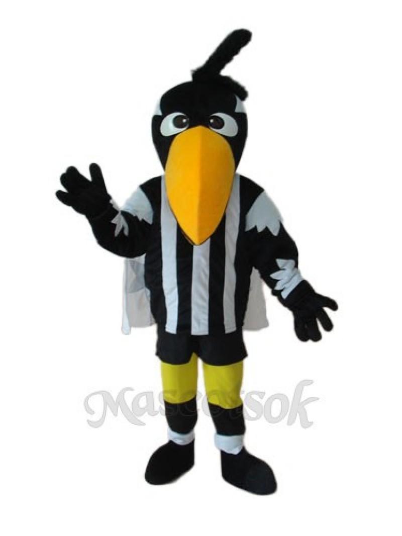 Big Yellow Beak Woodpecker Mascot Adult Costume