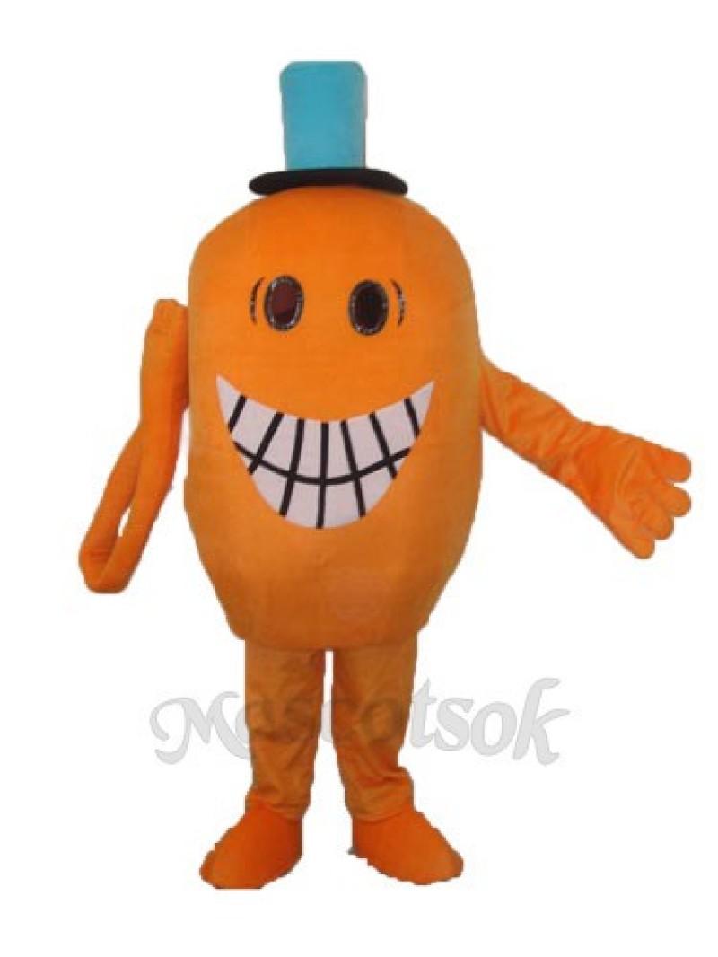 Mr. Tickle Tickleer Mascot Adult Costume