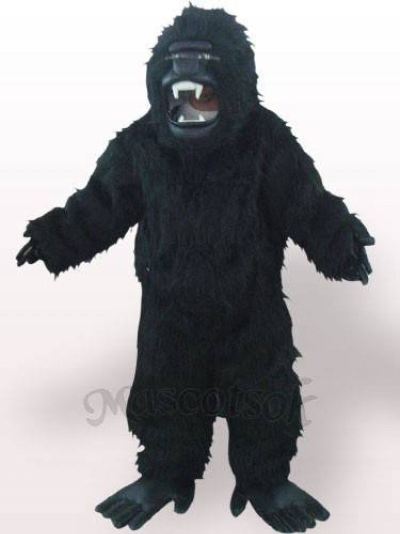 King Kong Plush Adult Mascot Costume