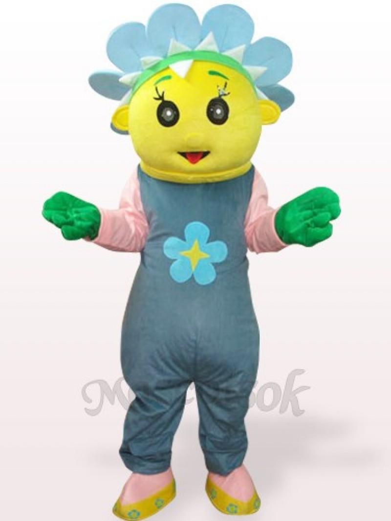 Sage Flower Feifei Plush Adult Mascot Costume