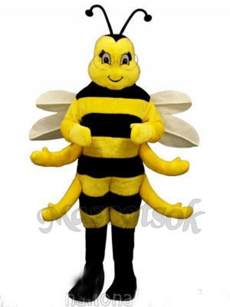 Royal Bee Mascot Costume