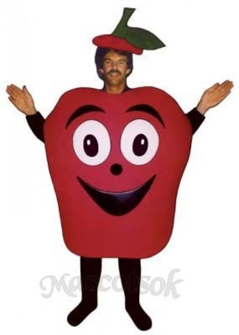 Baked Apple Mascot Costume