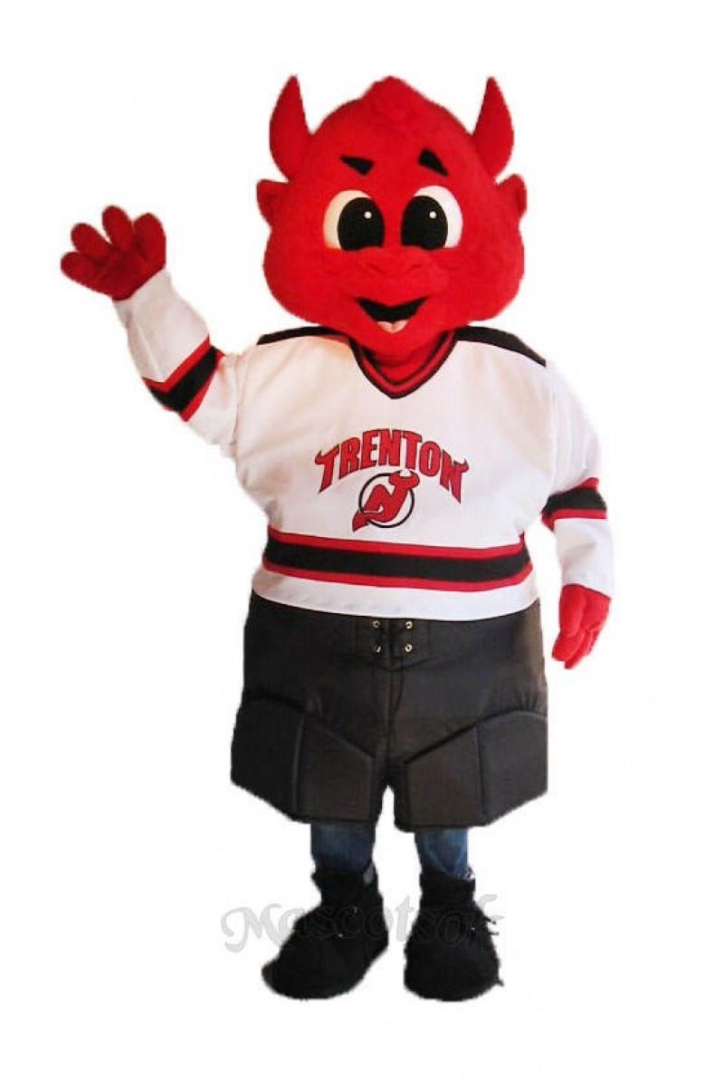 Devil Custom Hockey Mascots