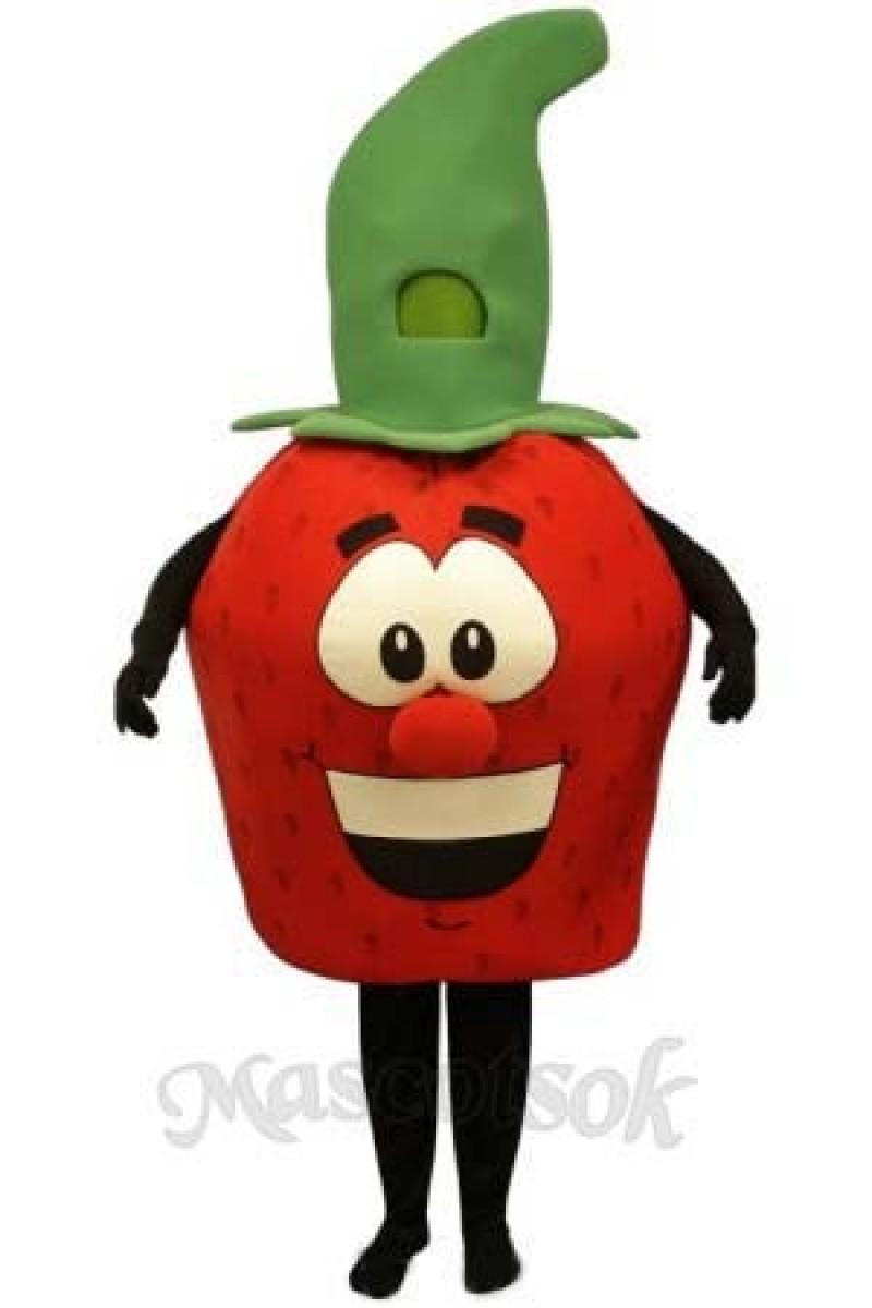 Madcap Strawberry Mascot Costume