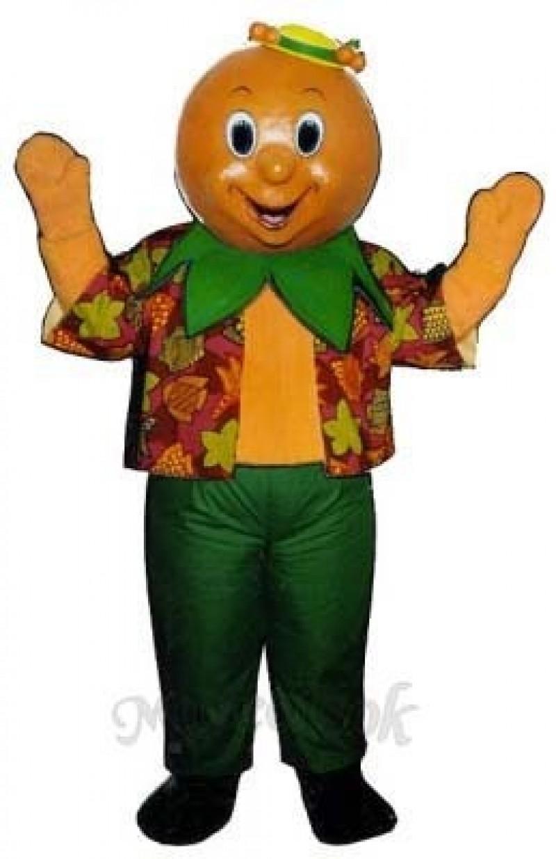 Orran Orange Mascot Costume