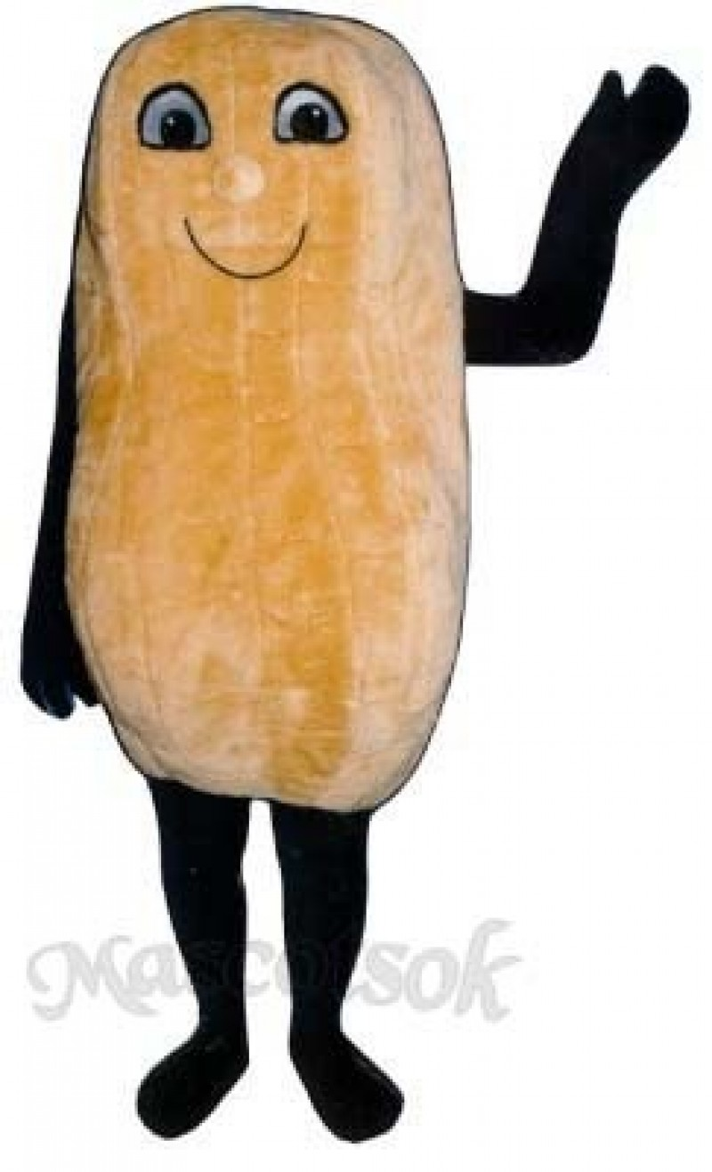 Peanut Mascot Costume