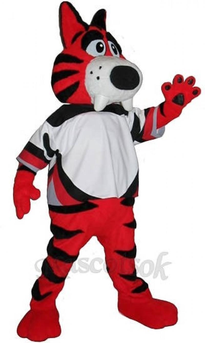 cheap tiger mascot costumes