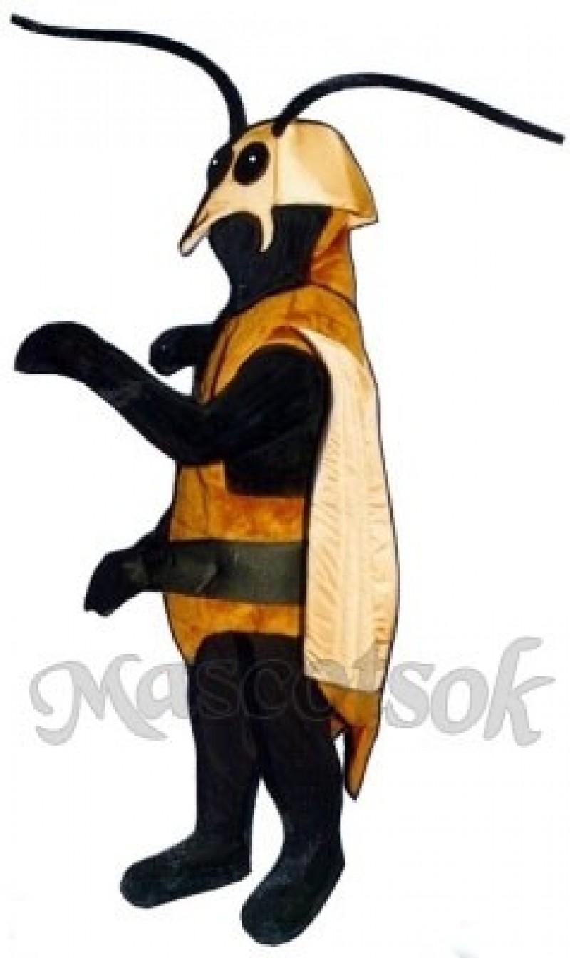 Carl Cockroach Mascot Costume