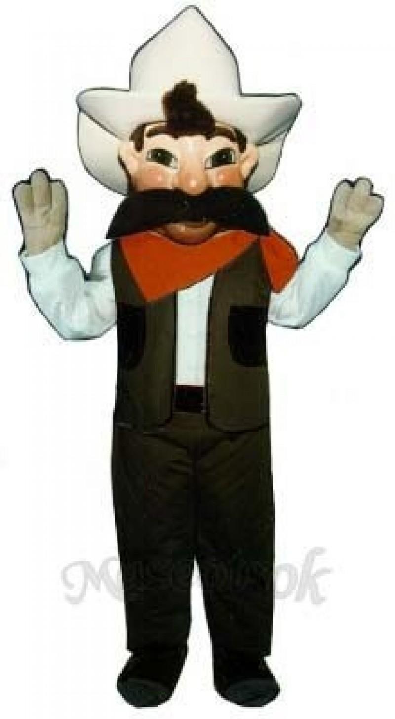 Wrangler Mascot Costume