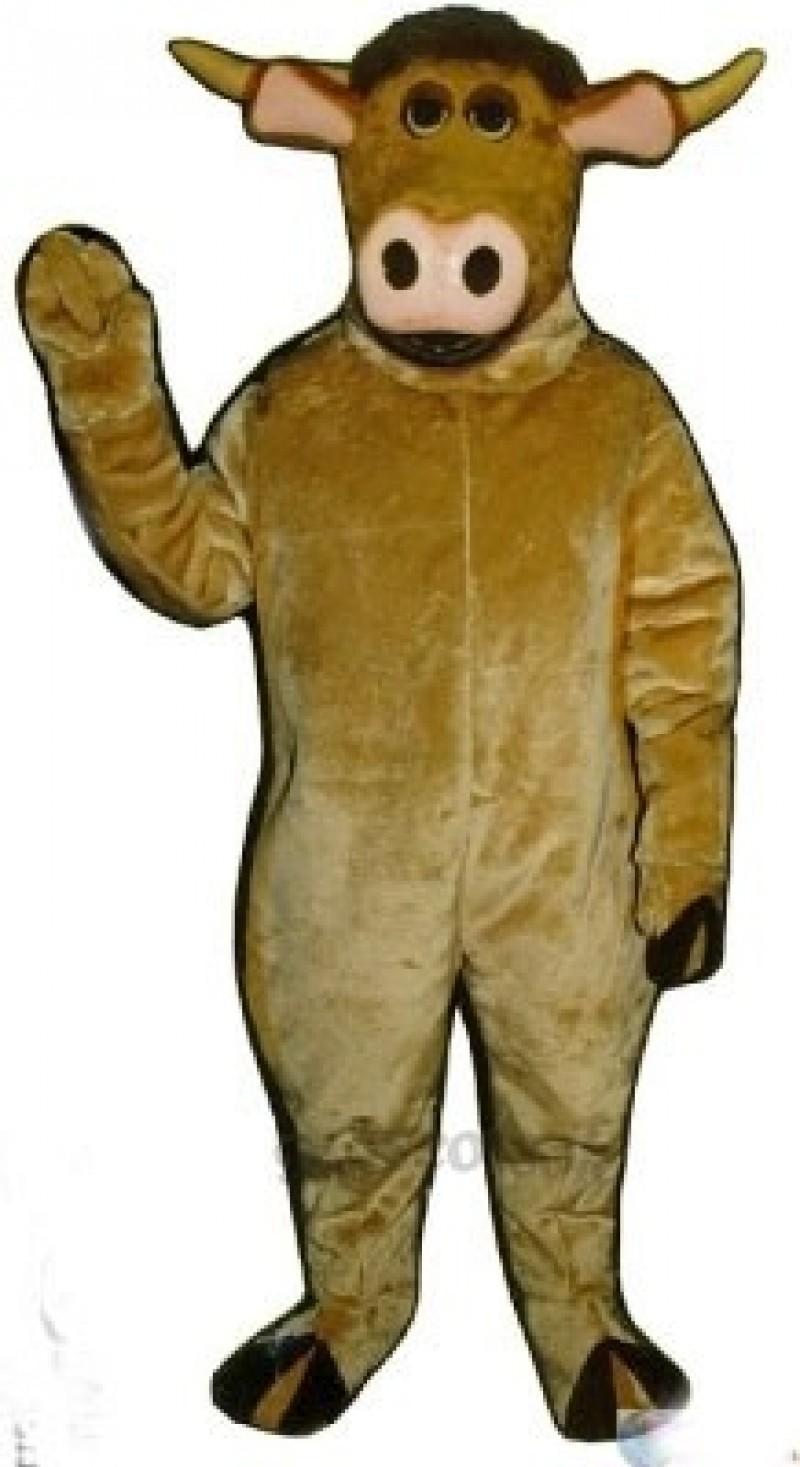 Longhorn Mascot Costume