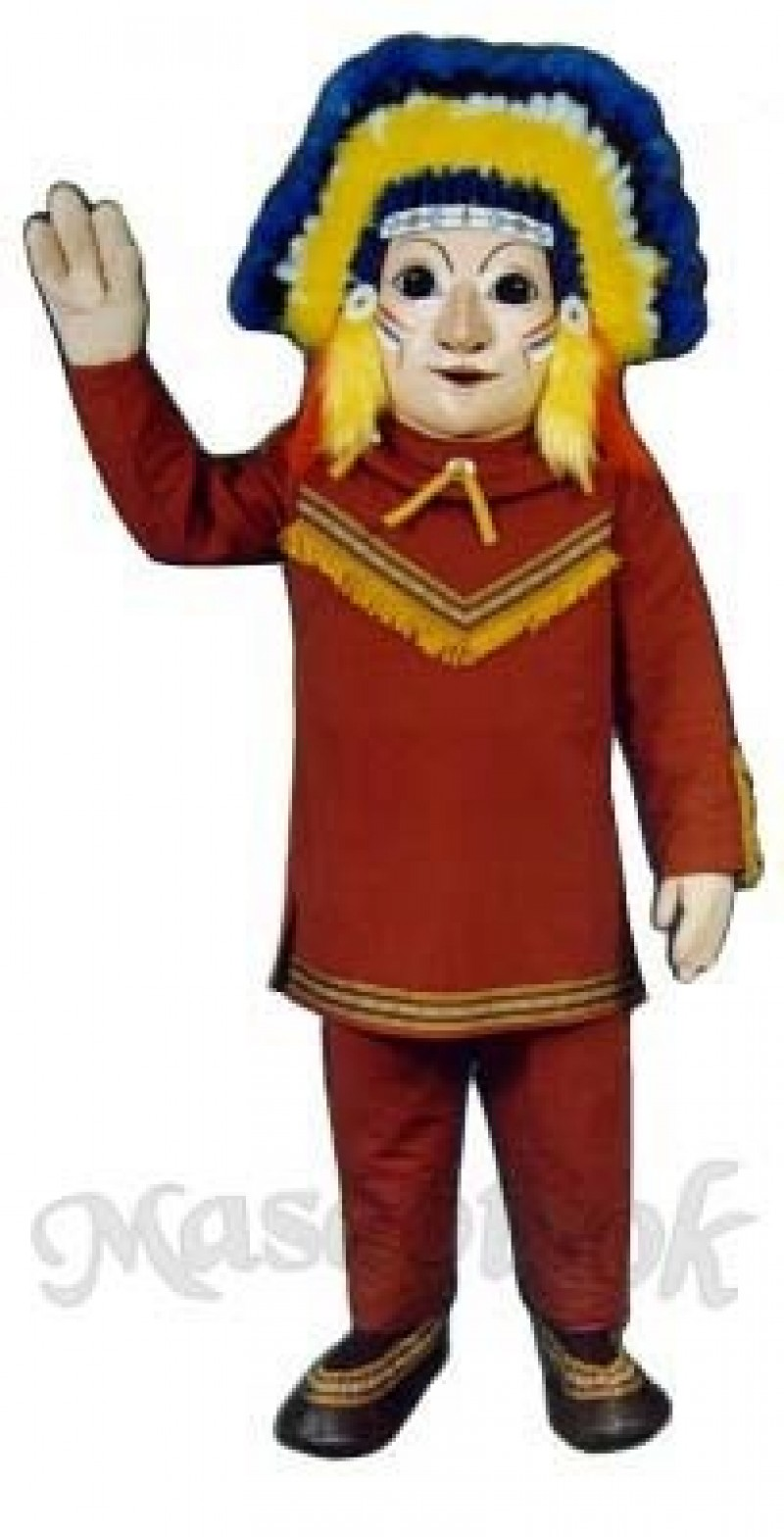 Chief Mascot Costume
