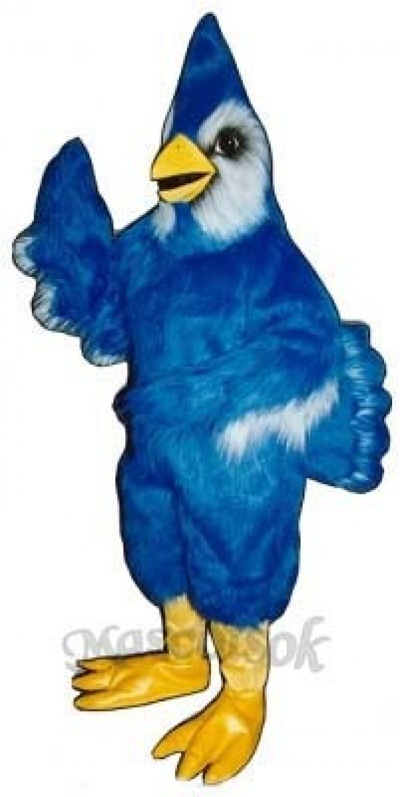 New Blue Jay Mascot Costume