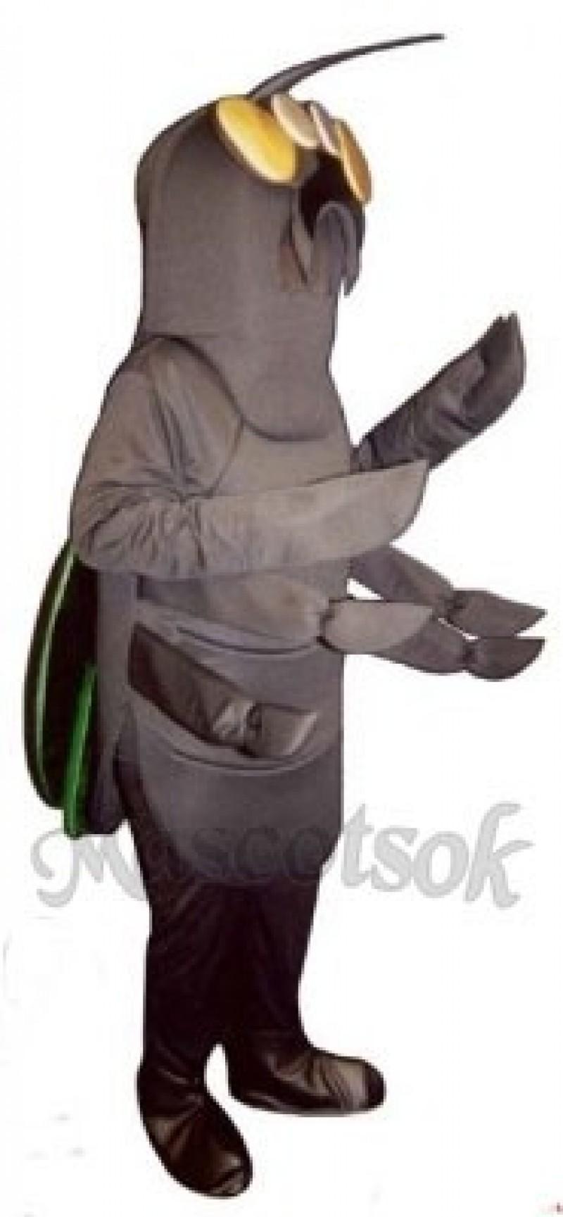 Horse Fly Mascot Costume