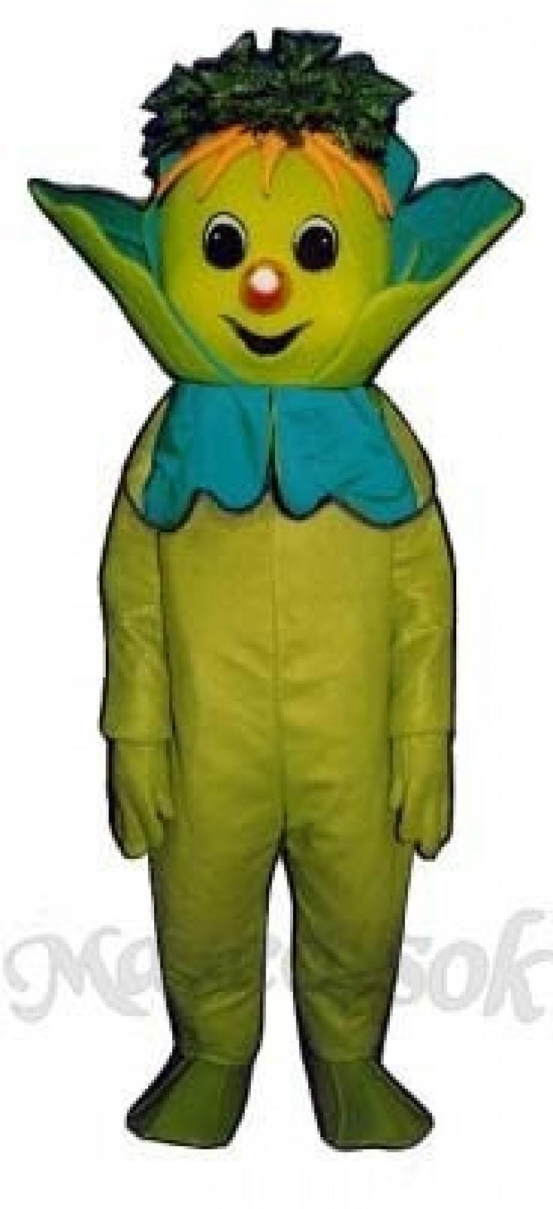Lenny Lettuce Mascot Costume