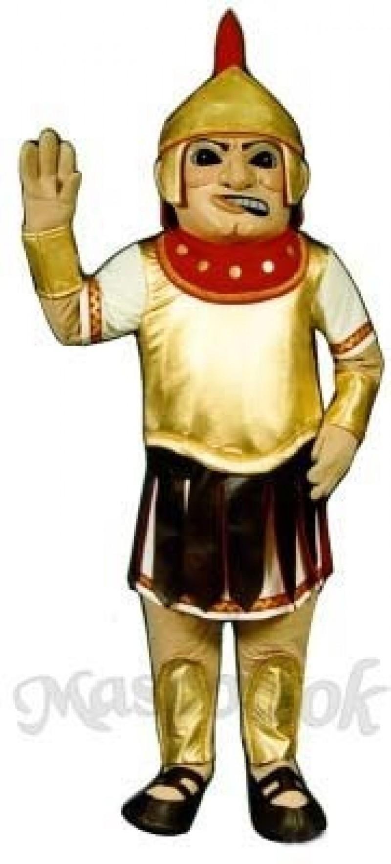 Roman Mascot Costume