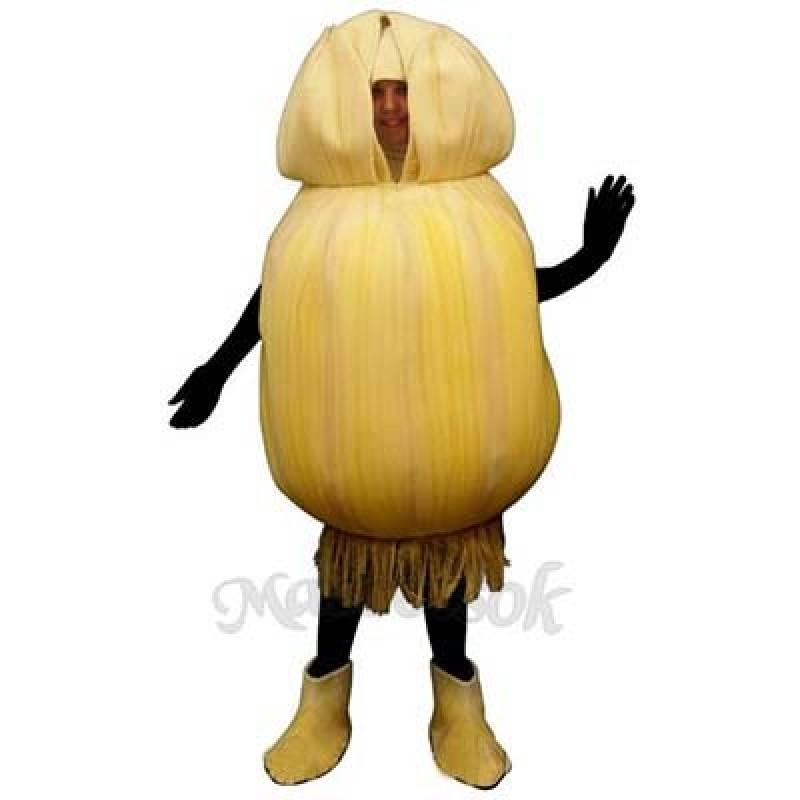 Garlic Mascot Costume