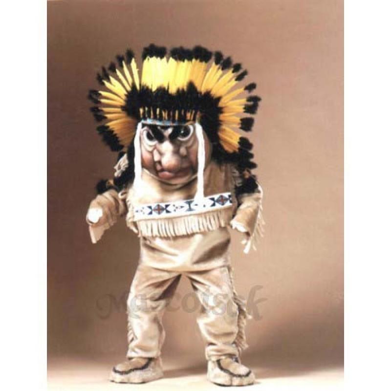 Indian Mascot Costume
