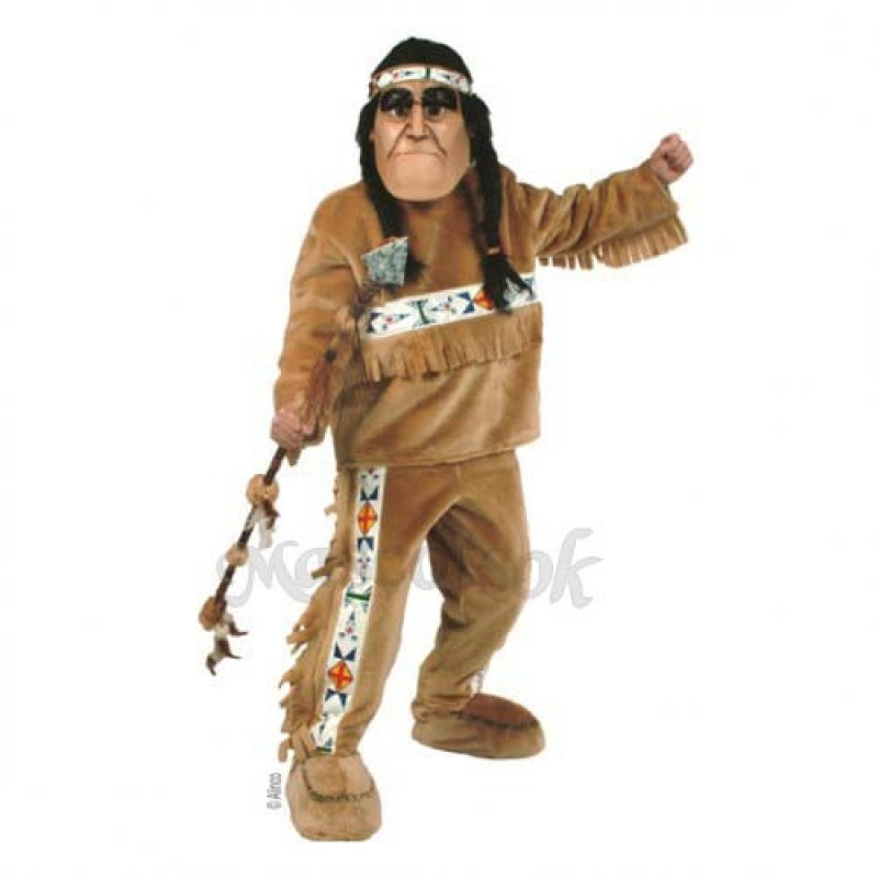 Native American Mascot Costume