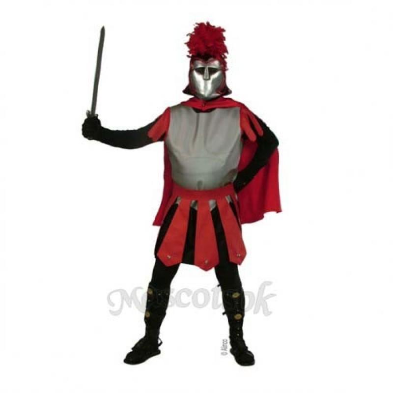 Spartan Mascot Costume