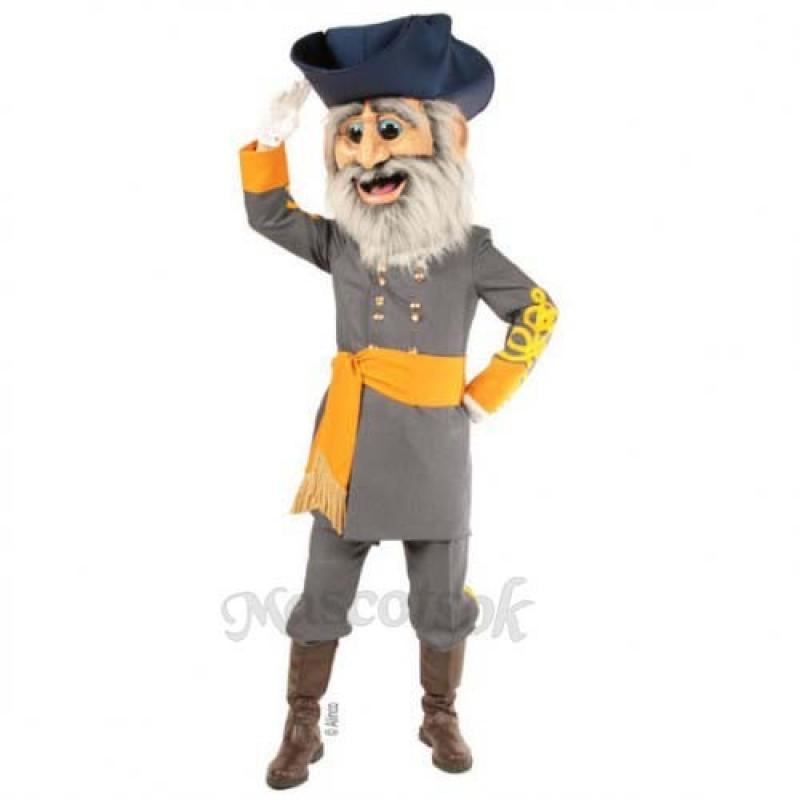 General Mascot Costume