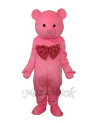 Mimi Bear Mascot Adult Costume