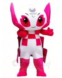 Japan Oympics Tokyo 2020 Someity Japanese Mascot Costumes