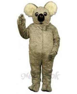 Cute Kuddly Koala Bear Mascot Costume