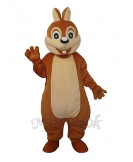 Chipmunk Mascot Adult Costume