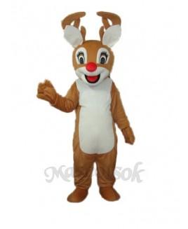 Bambi Mascot Adult Costume