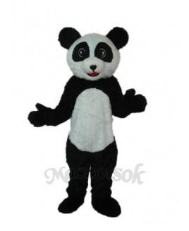 Cute Giant Panda Mascot Adult Costume