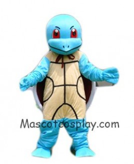 Squirtle Zenigame Light Blue Turtle Pokémon Pokemon Go Mascot Costume Fancy Dress Outfit