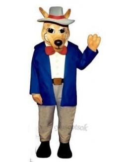 Cute Foxy Fox Mascot Costume
