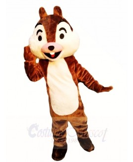 Chip 'n' Dale Cheeky Chipmunks Mascot Costumes Animal