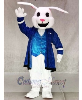 Easter White Rabbit Mascot Costumes from Alice in Wonderland