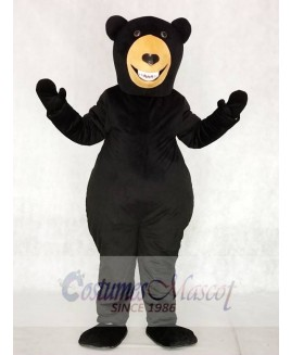 Grizzly Black Bear Mascot Costumes Animal