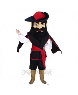 Fighting Cavalier Mascot Costume