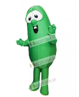 Larry the Cucumber Mascot Costume VeggieTales