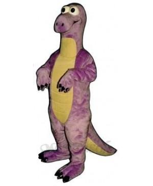 Brontosaurus Mascot Costume