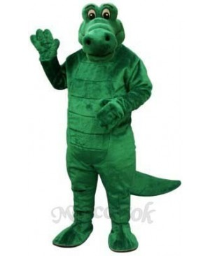 Albert Alligator Mascot Costume