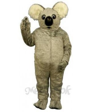Cute Kuddly Koala Bear Mascot Costume