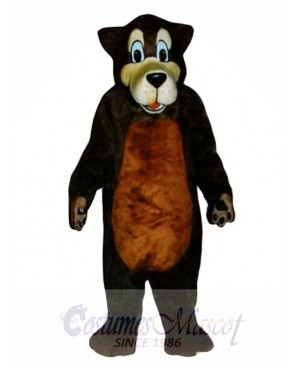 Cute Brother Bear Mascot Costume