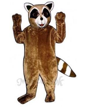 Ryan Raccoon Mascot Costume